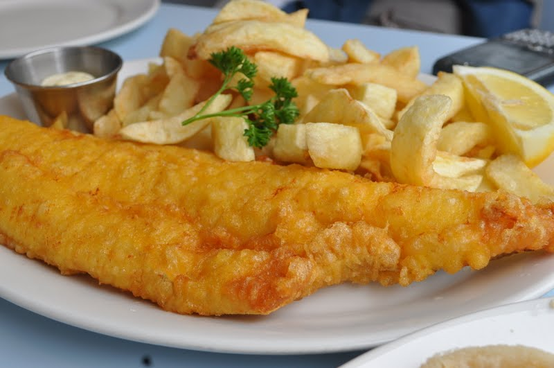 Best Fish And Chips Restaurant In Boston